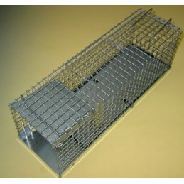 Rattenval verzinkt, 40 cm