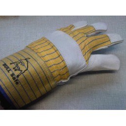 handschoen boxleder