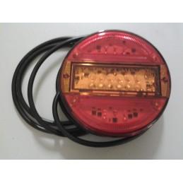 LED achterlicht 12/24 Volt
