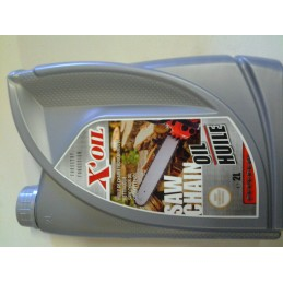 X-Oil Zaagkettingolie, 5 liter can